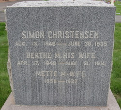 Bertha Marie Christensen