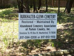Burkhalter Cemetery