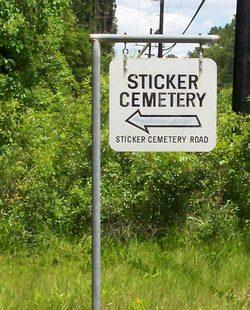 Sticker Family Cemetery
