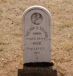 Milton A. Yeargin