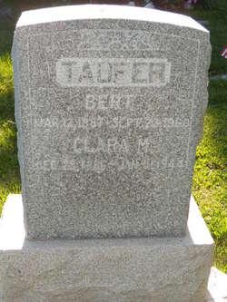 Clara Martha <I>Ernst</I> Taufer