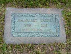 Margaret <I>Wardrop</I> Taufer