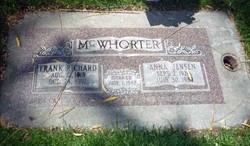 Frank Mcwhorter