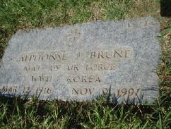 Alphonse J. Brune