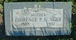 Florence Pauline <I>Miller</I> Bunger