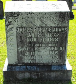 James Horace Adams, Sr