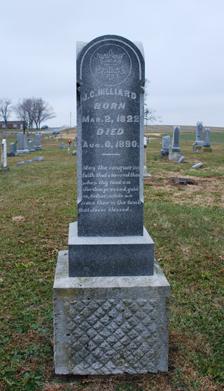 Jeremiah Comstock Hilliard