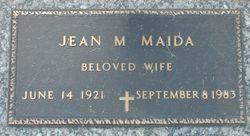 Jean Marion <I>Thieme</I> Maida