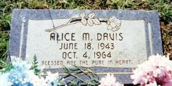Alice Marie <I>Turner</I> Davis