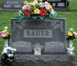 Frank H Bauer