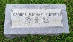 George Michael Greene