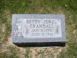 Betty Jewel Crandall