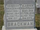 Mary Agnes <I>Dalinghaus</I> Brackman