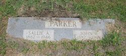 John William Parker, Sr