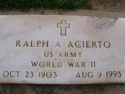 Ralph A Acierto