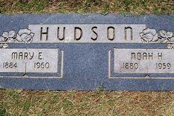 Mary Emma <I>Conkwright</I> Hudson