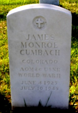 James Monroe Cumbach