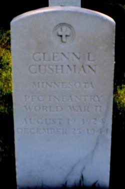 Glenn L Cushman