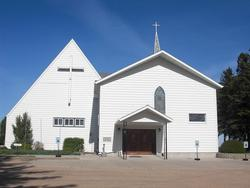 Big Bend Lutheran Church Cemetery