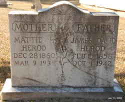 Martha Mattie <I>Lively</I> Herod