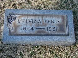 Melvina B <I>Crase</I> Penix