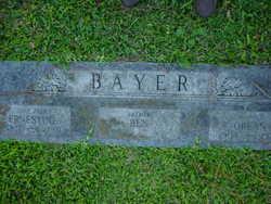 Benjamin E Bayer