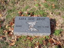 Sarah Jane Arndt