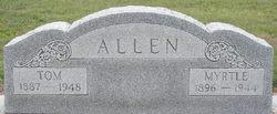 "Charles Thomas ""Tom"" Allen"