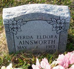 Verda Eldora Ainsworth