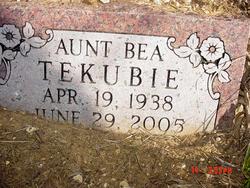 Bea Tekubie