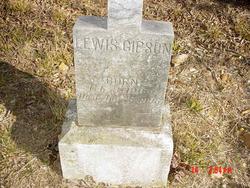 Lewis Gipson