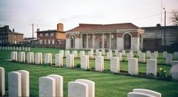 Cité Bonjean Military Cemetery