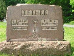 Edith A. <I>Turner</I> Tether