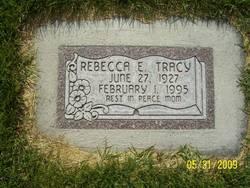 Rebecca Eloise <I>Blue</I> Tracy