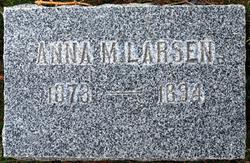 Annie Lauritz Larsen