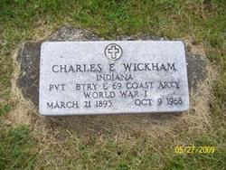 Charles Edward Wickham