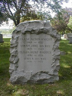 Eugene Alson Knight