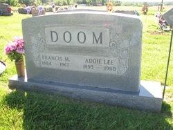 Addie Lee <I>Duncan</I> Doom