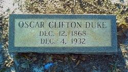 Oscar Clifton Duke