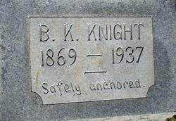 Benjamin Kenzie Knight