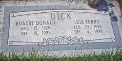 Robert Donald Dick