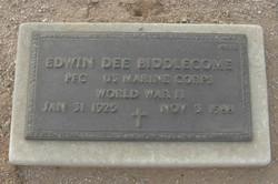 Edwin Dee Biddlecome