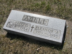 Eleanor Amelia <I>Nelson</I> Abell