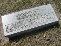 Donald George Abell