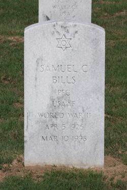 Samuel C Bills