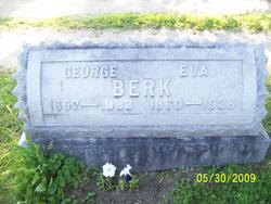 Eva <I>Smith</I> Berk