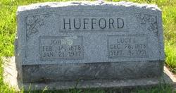 "Lucy Leona ""Lula"" <I>Lowe</I> Hufford"