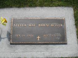 Stella Mae <I>Clark</I> Barngrover
