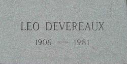 Leo Edward Joseph Devereaux