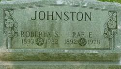 Rae Edward Johnston